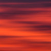Blue Moutain Abstract Sunset