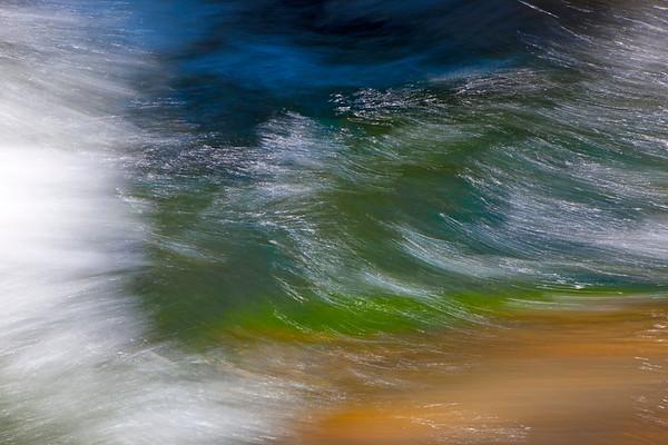 Waterflow on the Gunpowder River