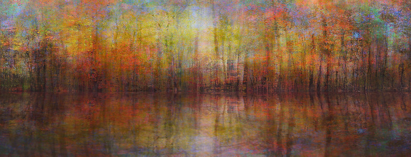 Monet's Autumn