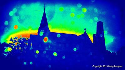Blue - Enchantment   copyrt 2014 m burgess