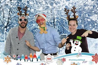 Abt Associates Holiday Celebration 2017: Cambridge