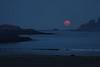 Tofino Moon Rising, BC