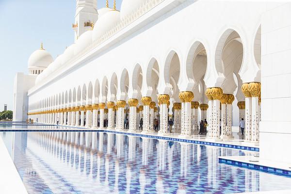 Abu Dhabi Tour Oct 17, 2017