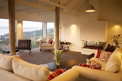 Acacia Cliffs Lodge - Guest Lounge