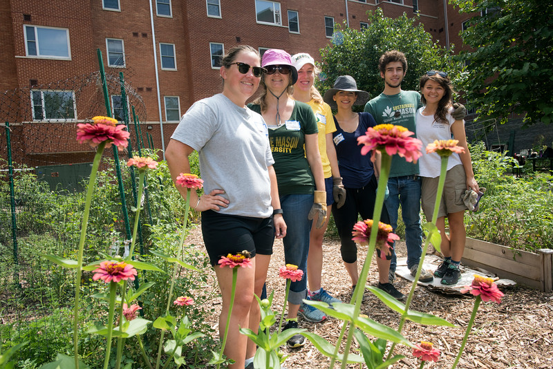 University Life Summer Day of Service
