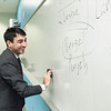 Ahsan Butt is an Assistant Professor of Government and Politics in the Department of Public and International Affairs at George Mason University.  Photo by:  Ron Aira/Creative Services/George Mason University