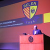 2019 Belen Open House held on October 5. Many families came to learn about attending Belen Jesuit.