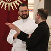 2020 Belen Jesuit Ordination of Father Julio Minsal-Ruiz, S.J. on January 11 at Gesu Catholic Church in Miami. Presided by Archbishop Thomas Wenski.