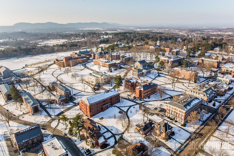 Amherst College - Winter
