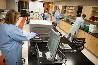 Molecular Diagnostics Lab Ferris / GRCC