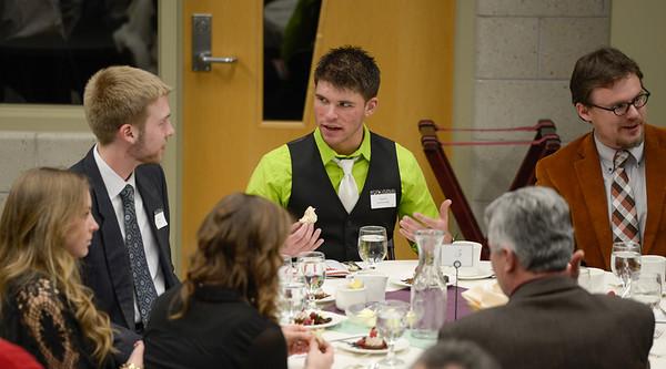 2014 Honors Banquet