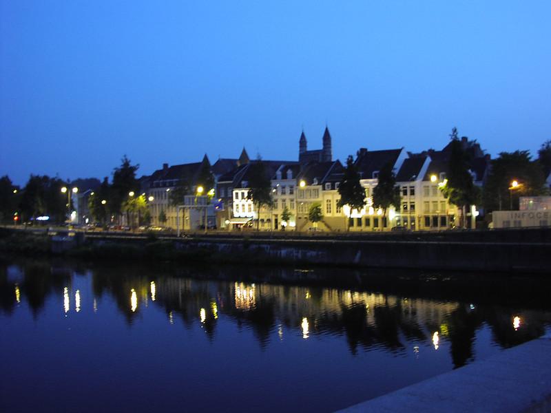 Maas promenade
