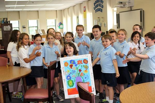 3rd Grade Art Show