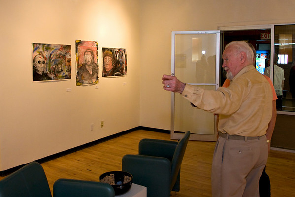 Faculty Art Show (09-18-08)
