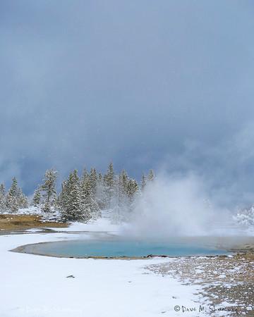 ART243/247 in Yellowstone (10/27-28/12)