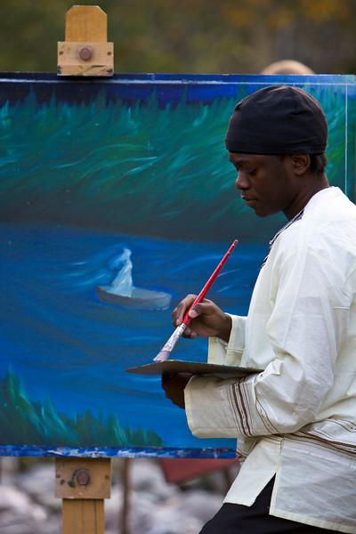 Art in the Beartooths '08