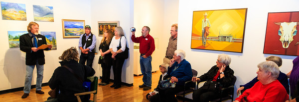 Robert Morrison Memorial Exhibit (Oct. 2013)