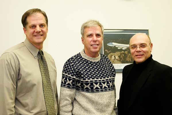 Dr. Foglesong's visit (11-16-07)