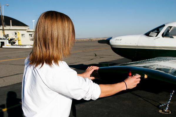 Pre-Flight, Flight, Aerial, & More (10-16-07)