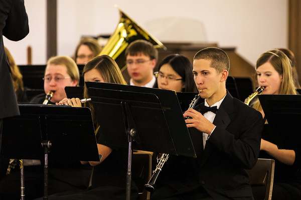 Band & Choir Fall Concert (10-07-12)