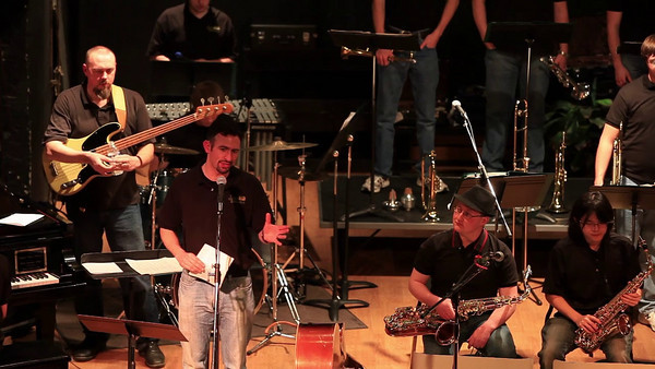 Jazz Band Spring Concert (04-07-11)