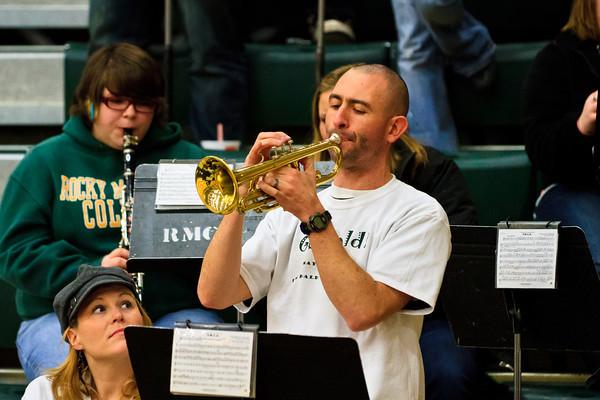 Pep Band '12