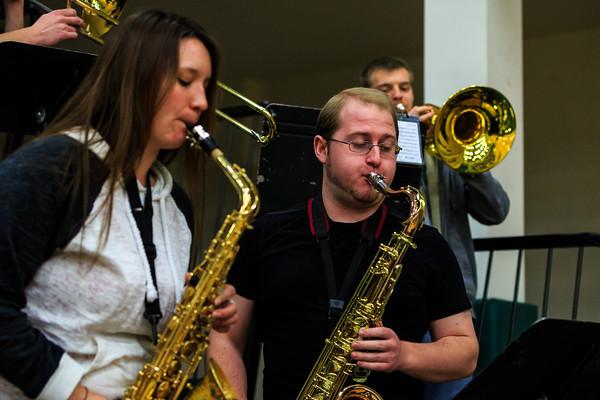 Pep Band '14