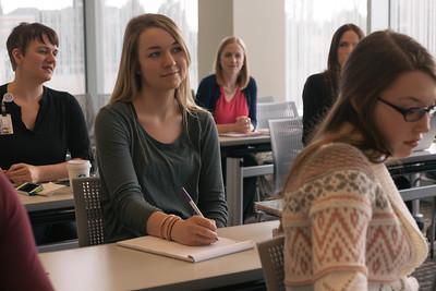 Grad Student Experience or MS Nurse Educator