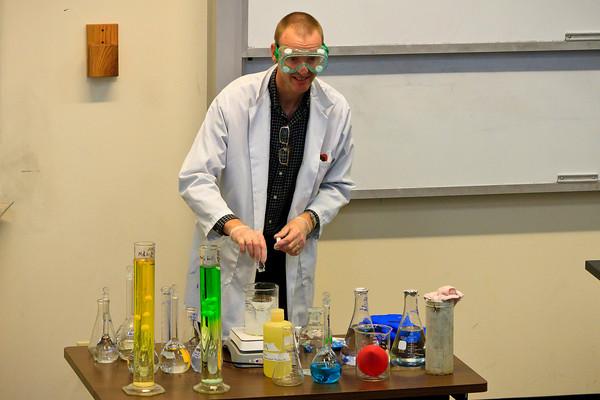 Chemistry Magic Spooktacular (10-29-10)