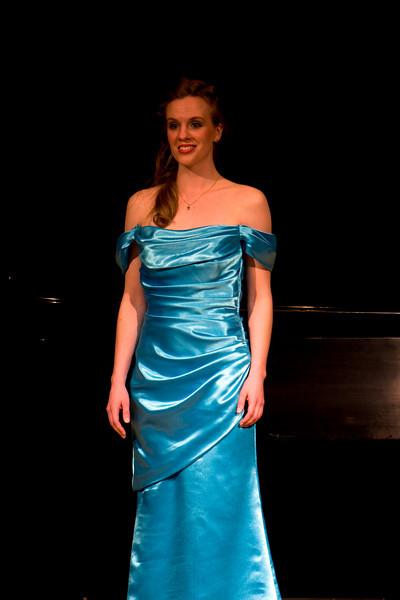 Ashley Miller - Sr. Vocal Recital (04-04-08)