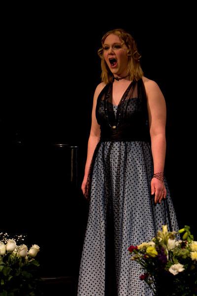 Meggie Davidson - Sr. Vocal Recital (04-11-08)