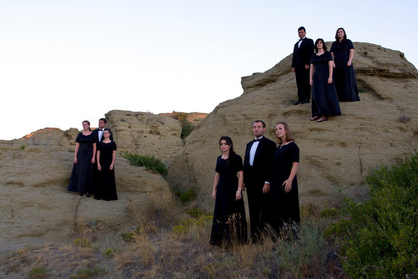 Choir on the Rims (08-29-08)
