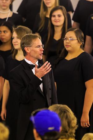 Choir & Band Fall Concert (10-07-12)