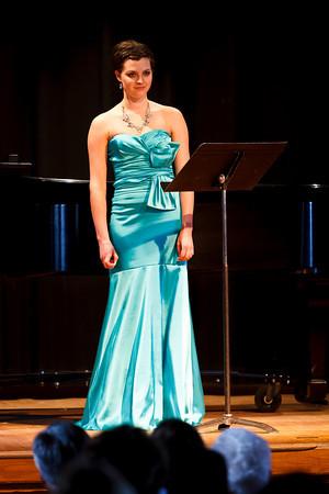 Christa Schallock, Senior Recital (04-03-11)