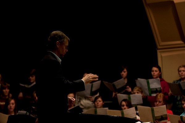 Invitational Honors Concert (Feb. 2009)