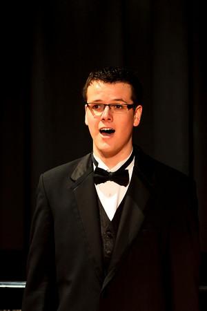 Jesse Moore, Senior Recital (04-21-11)