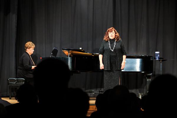 Pamela South, Soprano (March, 2013)