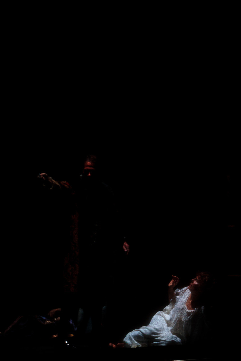 Rigaletto at the Alberta Bear Theatre (10-08-11)