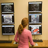 Students learn about atmospheric science inside and outside the classroom.  Photographer: P. Scott Barrow