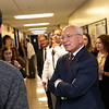 Congressman Paul Tonko at Earth Sciences