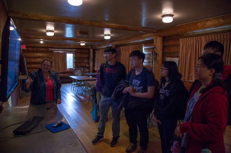 July 26, 2018 - PIRE Taiwan Students tour of Whiteface Mountain