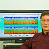 """Professor Wei-Chyung Wang at the University at Albany's Atmospheric Sciences Research Center (ASRC) has served as the U.S. Chief Scientist for the """"Climate Sciences"""" agreement between the U.S. Department of Energy and China's Ministry of Sciences and Technology. Wang studies climate changes in China, using both climate models and climate information extracted from historical documents. Photographer: Mark Schmidt"""