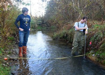 Geosciences Trip to Sinking Creek