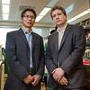 Maksim Royzen and Jia Sheng