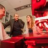 UAlbany Chemistry Professor Igor Lednev and Grad Students