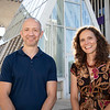 Recai Yucel and Samantha Friedman for TAU