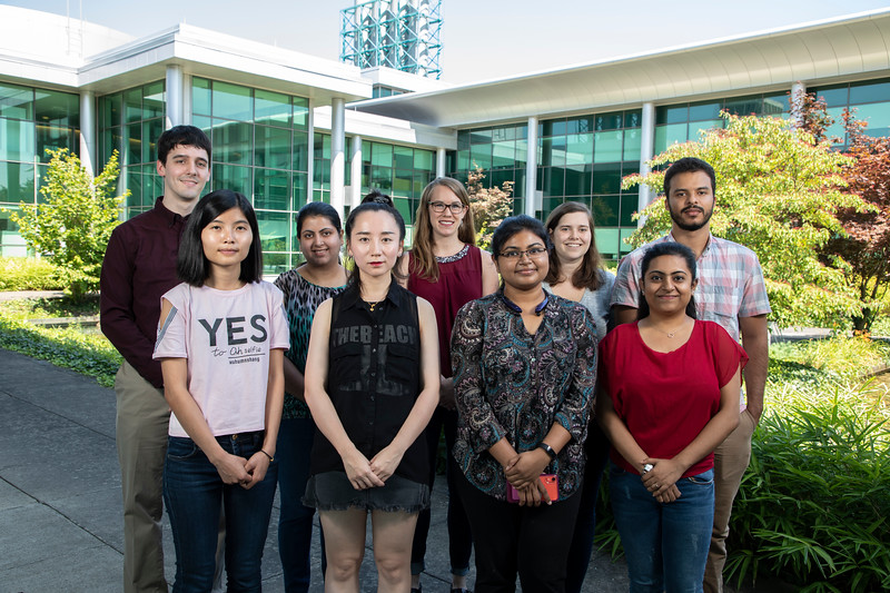 RNA Institute Fellows