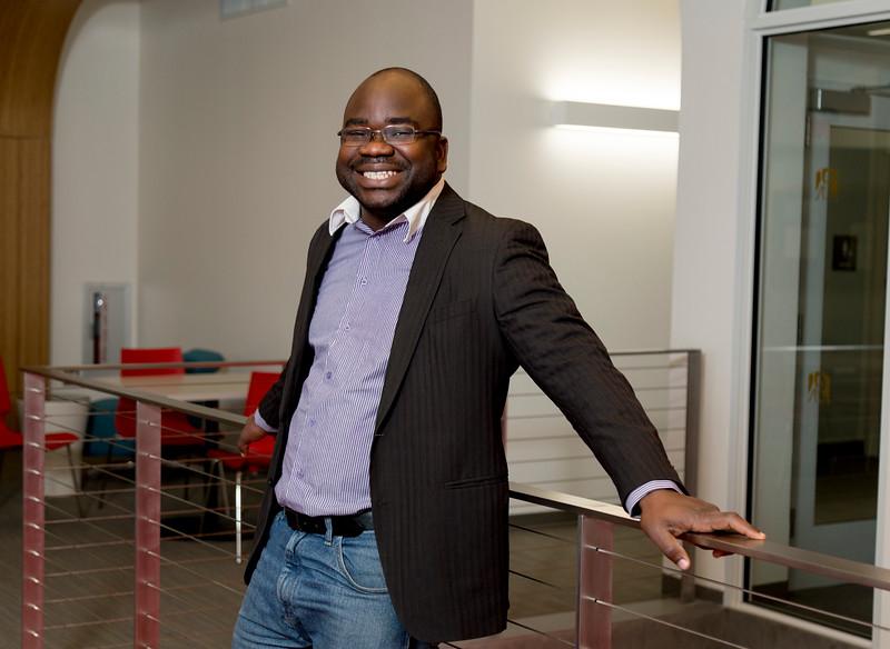 Assistant Professor Ulrich Koomla Hounyo