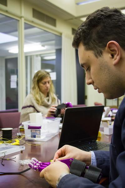 Informatics Department Lends a 3D Hand