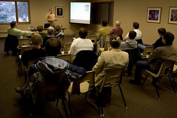 Michael Havens PhD. 02-07-08